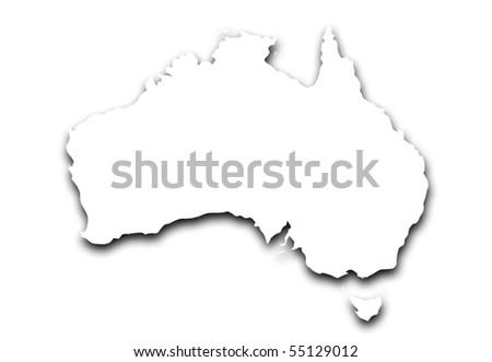 Australia - stock photo
