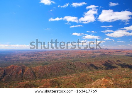 Australian outback, Flinders Ranges National Park