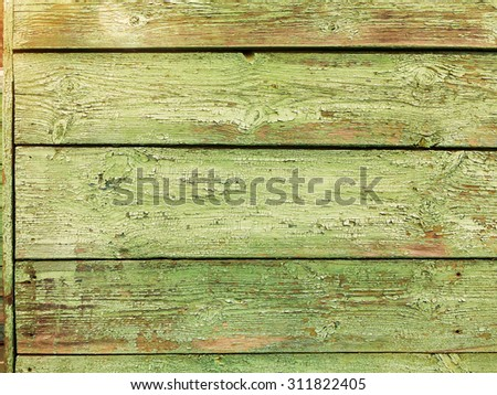 authentic creative old plywood, perfect background for your concept or project. Landscape style. Great background or text