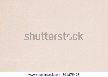 Authentic fine Thai silk fabric textile detailed texture pattern wallpaper background in light pale beige color tone: Silk textured detail patterned backdrop in sweet orange cream toned colour  - stock photo