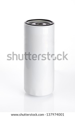 Auto Parts and Accessories - Filter - stock photo