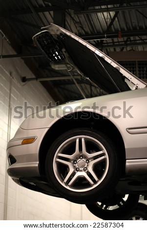 Auto Repair - stock photo