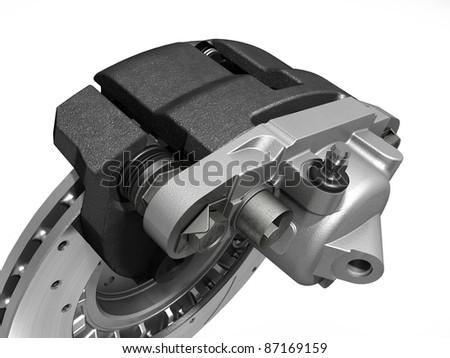 auto spare - stock photo
