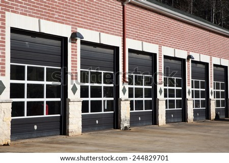 Automotive Repair Facility - stock photo