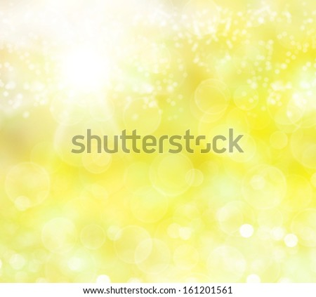 autumn  background in a sunny day  - stock photo