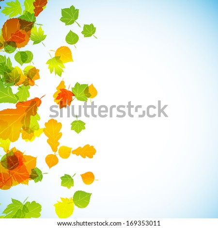 autumn background, jpg