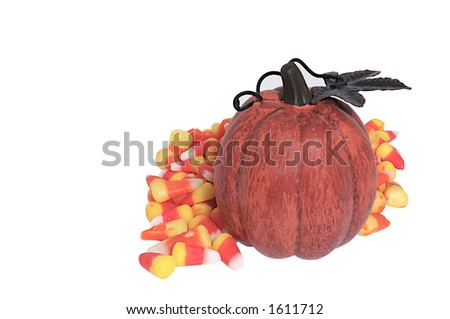 autumn candy - stock photo