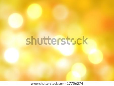 autumn glowing light background - stock photo