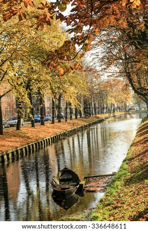 Autumn in Holland