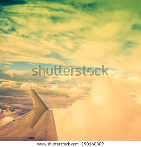 Aviation Instagram - stock photo