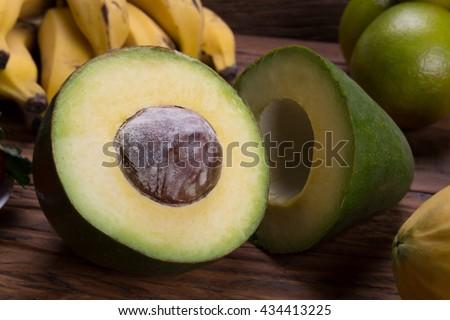 Avocado / Avocado / Avocado - stock photo