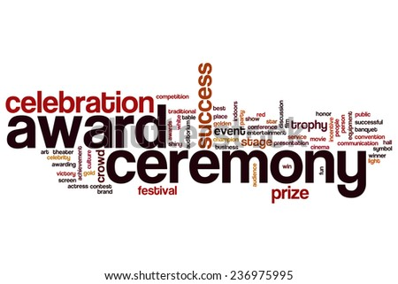 Image result for award ceremony