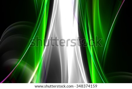 Awesome abstract design for your creative ideas - stock photo