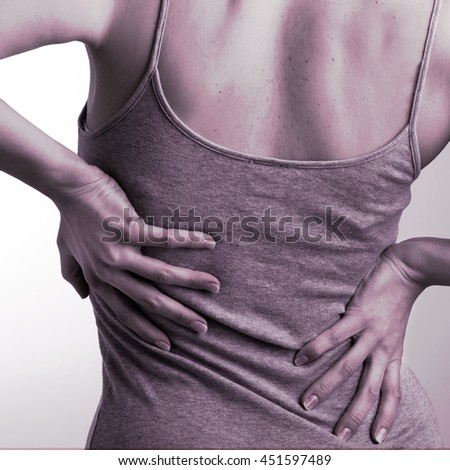 Awful backache, isolated