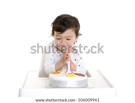 Babies first birthday