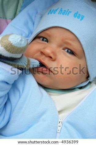 Baby - stock photo