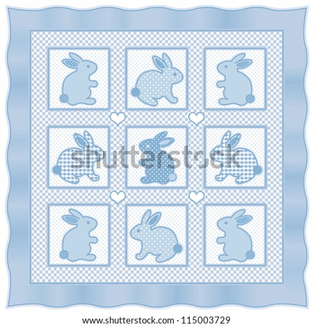 Free Quilt Patterns: Doll & Baby Quilts of the Past