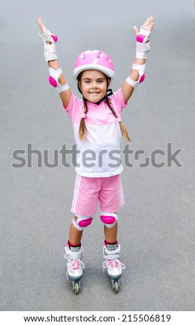 baby roller - stock photo