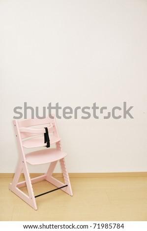 Baby'sã??Chair - stock photo