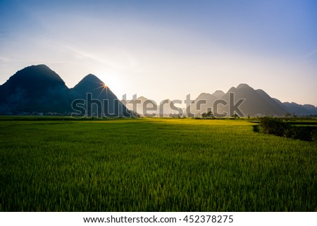 BAC SON VALLEY, VIET NAM