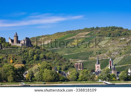 Bacharach/Germany