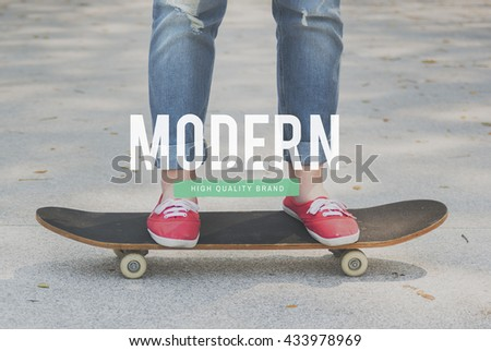 Back To School Youth Culture Concept - stock photo