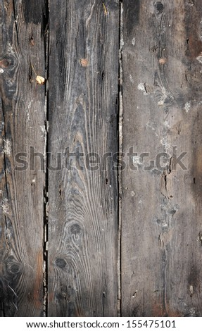 Background axes raw wood