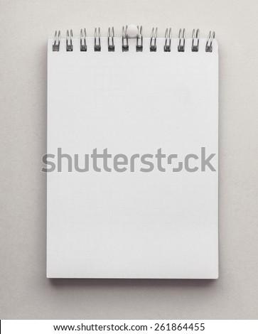 Background, basis, binder. - stock photo