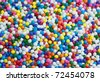 Background Candy Rainbow Color - stock photo