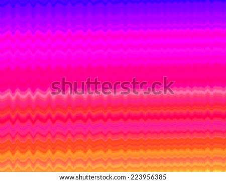 Background colors, waves of color, rainbow. - stock photo