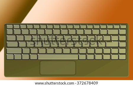 Background computer keyboard, technology