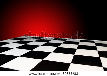 Background from a chess board. A full series in portfolio by word chess. - stock photo