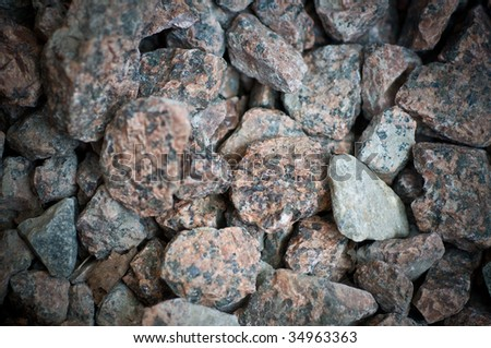 Background from marble stones - stock photo