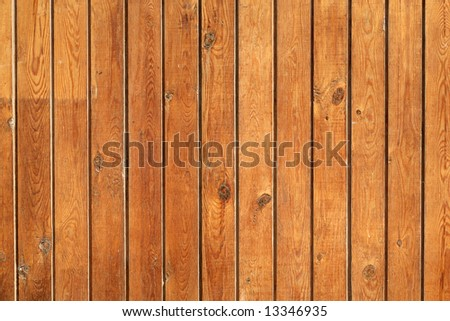 Background from vertical wooden boards