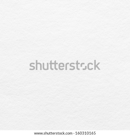 Background from white paper texture. - stock photo
