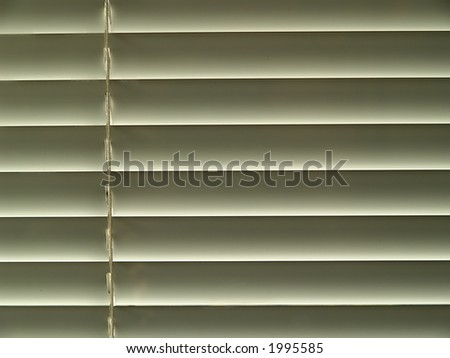 Background from windows persiennes one, close-up - stock photo