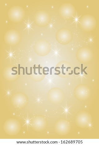 Background gold abstract