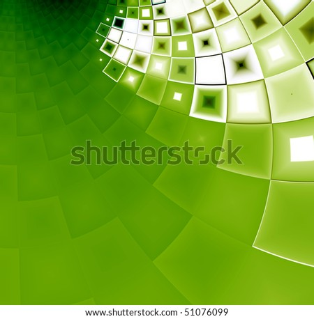 background green - stock photo