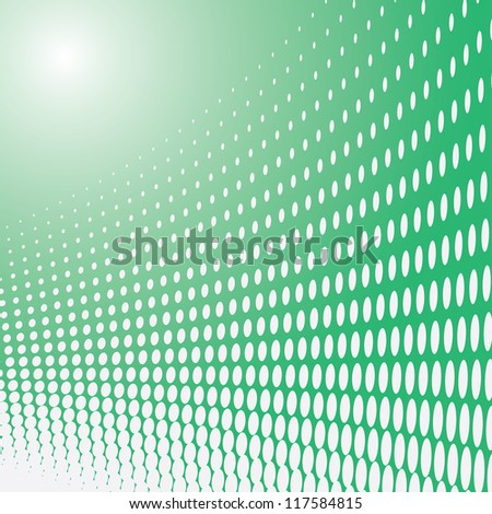 background halftone effect (vector version also available in my gallery) - stock photo