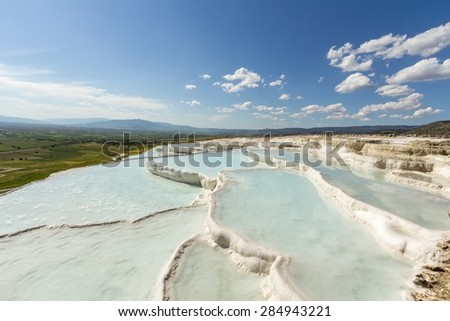 Background image of Terraces of Pamukkale