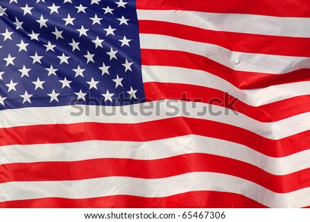 Background image of the United States of America flag