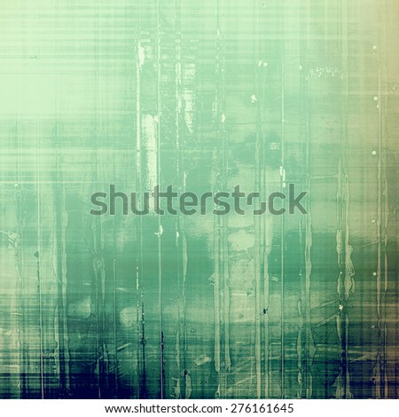 Background in grunge style. With different color patterns: brown; gray; green; blue
