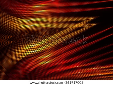 Background in the form of a stylized arrow. The concept of direction, competition, speed, adrenaline, racing.  Subject racing, speed, cars, traffic, competition, rally, adrenaline, competition. - stock photo