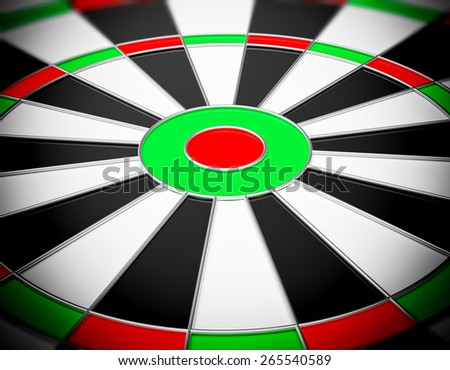 background in the form of sex with darts target