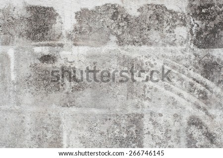 Background made from old brick wall - stock photo