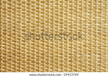 Background made from reed material for construction