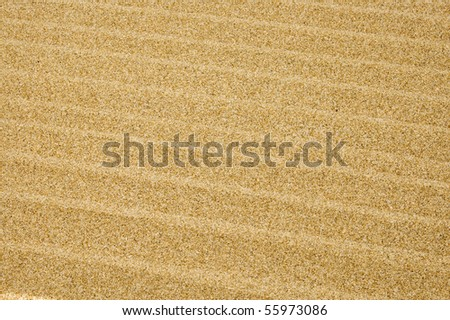 background made of a closeup of sand of a beach - stock photo