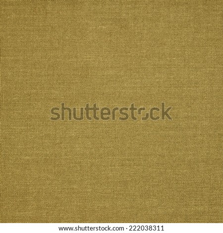 background made of light brown woven fabric. - stock photo