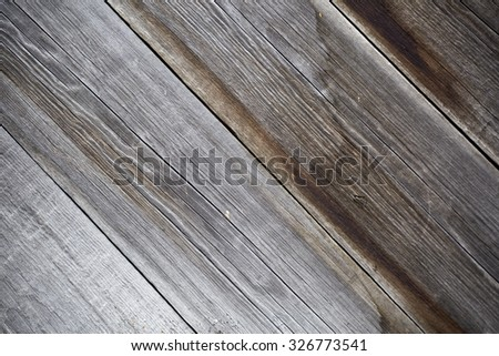Background made of wooden planks - stock photo
