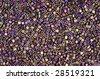 Background made with triangular beads - stock photo